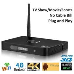 MEGACRA T9 TV Box Black Review
