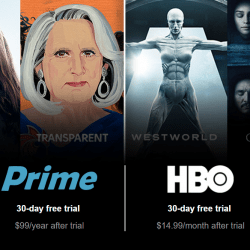 Amazon Prime HBO Free Trial